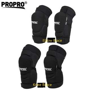 High Quality Kevlar Knee and Elbow Protection Guard
