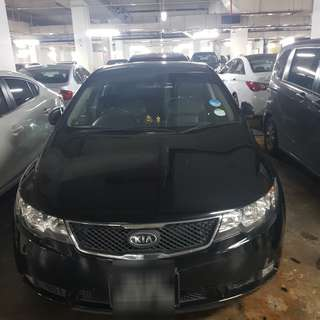 KIA Cerato for rent