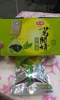 🚚 立頓茗閒情活綠茶 Lipton Green Tea Bags 20包/袋