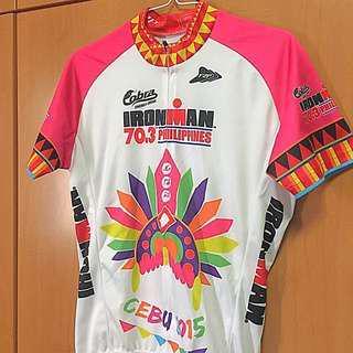 Ironman 70.3 Philippines Cycling Jersey Kit