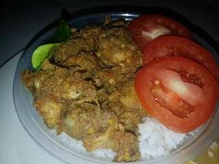 Rice bowl dangkot