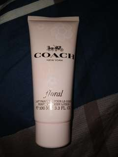 Coach Floral Body Lotion 100 ml