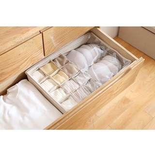 🚚 13格內衣褲收納盒
