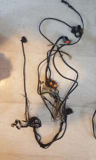 Ktm 200 full wire harness upgrade