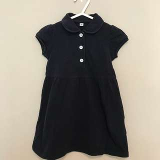 Muji Polo Dress