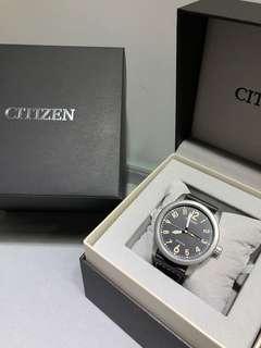 Citizen watch 男錶 星辰