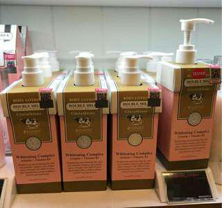 Scentio Triple Milk Whitening Lotion Original Thailand