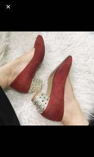 Pazzion Red shoe