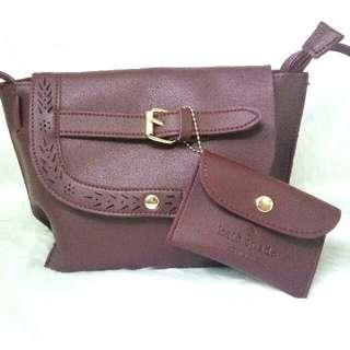 Kate Spade 2 in 1 Sling Bag