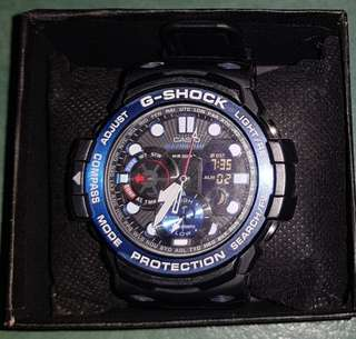 Casio G-shock GULFMASTER Compass Thermometer Watch