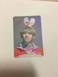 BTS yes card V