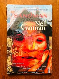 The Sandman Remastered Edition, Volume 5, Neil Gaiman