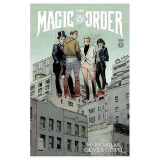 The Magic Order #1