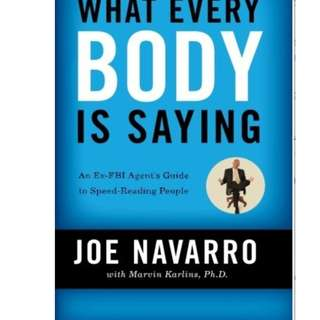 What Every BODY Is Saying- ebook