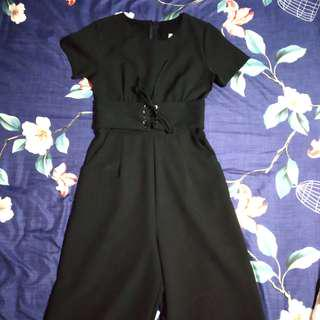 [Any 2 for 15] Black jumpsuit