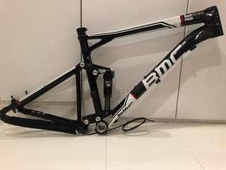 BMC Fourstroke FS02 Carbon Full Suspension Frame