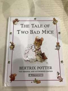 Peter rabbit - tale of 2 bad mice