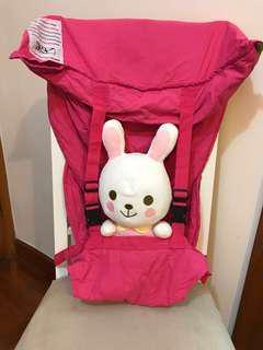 嬰兒外出用安全帶