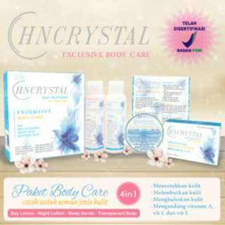 Paket body hn crystal