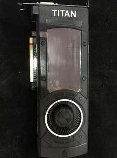🚚 Nvidia 原廠 titanx Maxwell 版