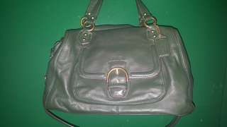 Coach Campbell Leather