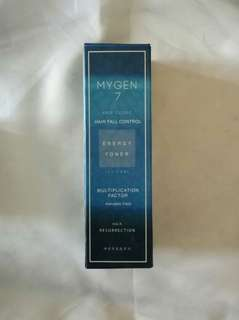 New Mygen 7 Hair Fall Control Energy Toner (more than 50% disc)