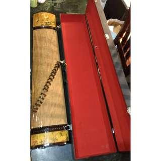 16弦 古箏 古錚 賠售拚現金 買就送賣場的小提琴
