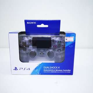 DUALSHOCK 4 WIRELESS CONTROLLER PS4 CONTROLLER (DS4) SILVER