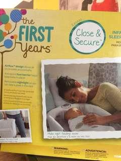 🚚 可㩗式的嬰兒床(超過八成新)