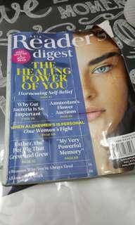Readers Digest mar seried