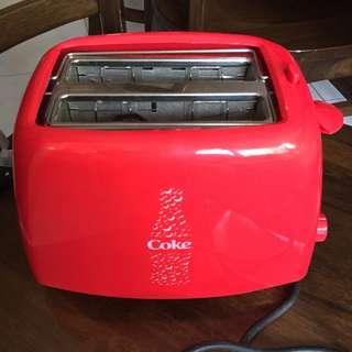 可口可樂多士爐 Coca Cola Toaster