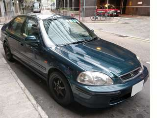 HONDA CIVIC VTI 1997