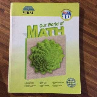 Grade 10  Our World Of Math