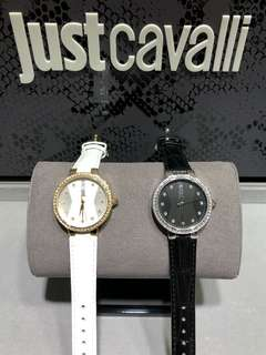 Just cavalli watch 手錶