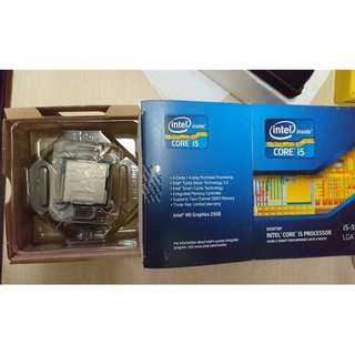 Intel® Core™ i5-3550 Processor (6M Cache, up to 3.70 GHz)