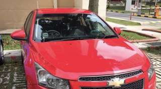 2009 CHEVROLET CRUZE FOR RENT