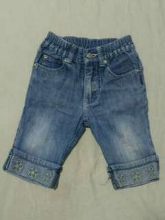 Maong pants / shorts for girls