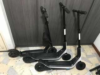 Escooter sale - Etow (Reserved) & JDBug