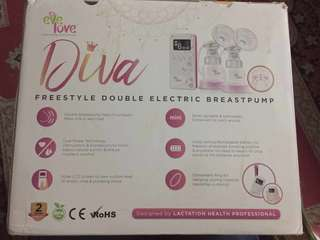 Eve Love Diva Breastpump