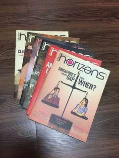 beyond horizons magazine
