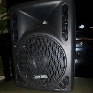 Delta Audio Mirage 15A (pair)