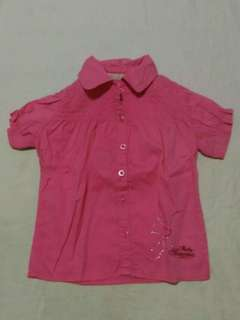 Mossimo Button Down Blouse for Girls