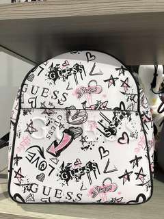 BrandNew Original Guess USA chique Backpack