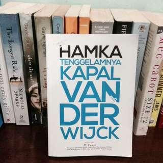 Novel Hamka Tenggelamnya Kapal Van Der Vijck