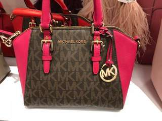 Brand New Original Michael Kors Classic Pink Bag