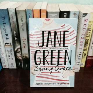 Novel Jane Green Saving Grace