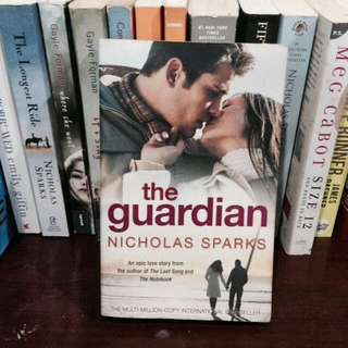 Novel The Guardian Nicholas Spark