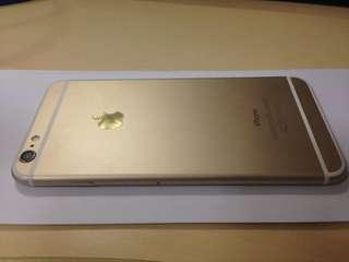 Iphone 6+ 128 GB Gold