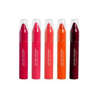 NATURE REPUBLIC Korea Eco Crayon Lip Rouge