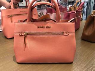 Brand New Original Michael Kors Bag (shade of nude pink)